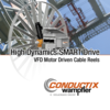 High Dynamics SMART Drive - VFD Motor Driven Cable Reels