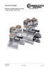Sistemi di carrelli portacavi per travi I Programma 0365 / 0370 / 0375