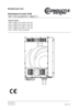 Alimentazione di tratta 16 kW 80 A / 125 A da 400-415 V / 480/277 V