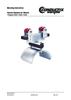 Assembly Instructions - Festoon Systems for I-Beams Program 0320 / 0325 / 0330
