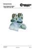Assembly Instructions - Festoon Systems for I-Beams Program 0350 / 0360 / 0364