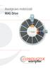 Avvolgicavo motorizzati - MAG Drive
